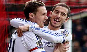 AFC Bournemouth 1-4 Chelsea