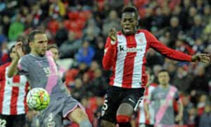Athletic Bilbao 1-0 Rayo Vallecano