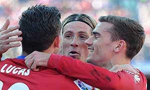 Atletico Madrid 3-0 Granada