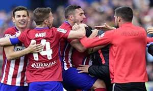 Atletico Madrid 1-0 Malaga