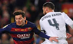 Barcelona 1-2 Real Madrid