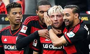 Bayer Leverkusen 3-0 Eintracht Frankfurt