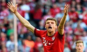 Bayern Munich 1-1 Borussia Monchengladbach
