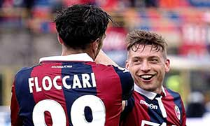 Bologna 2-0 Genoa