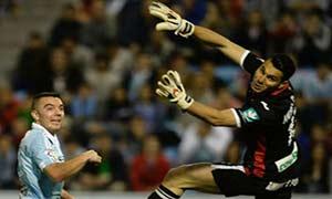 Celta Vigo 2-1 Granada