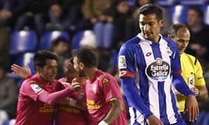 Deportivo La Coruna 1-3 Las Palmas