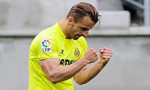 Eibar 1-2 Villarreal
