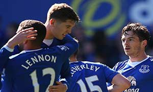 Everton 2-1 AFC Bournemouth