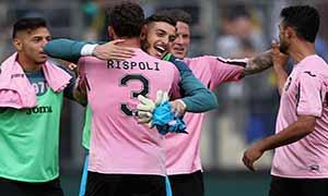 Frosinone 0-2 Palermo