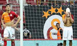 Galatasaray 1-1 Rizespor