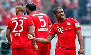 Hertha Berlin 0-2 Bayern Munich