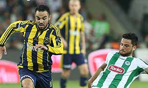 Konyaspor 2-1 Fenerbahce