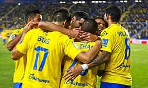 Las Palmas 4-0 Espanyol