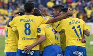 Las Palmas 2-1 Valencia