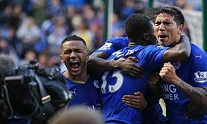 Leicester City 2-2 West Ham United