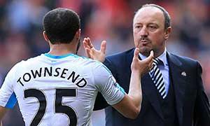 Liverpool 2-2 Newcastle United
