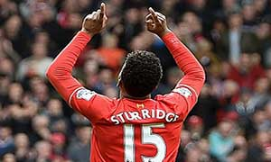 Liverpool 4-1 Stoke City