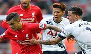Liverpool 1-1 Tottenham Hotspur