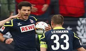 Mainz 2-3 Koln