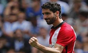 Malaga 0-1 Athletic Bilbao
