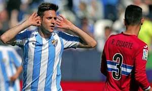 Malaga 1-1 Espanyol