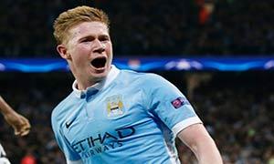 Manchester City 1-0 Paris Saint-Germain