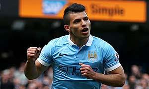 Manchester City 4-0 Stoke City
