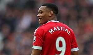 Manchester United 1-0 Everton