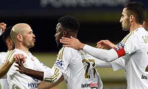 Montpellier 0-2 Lyon