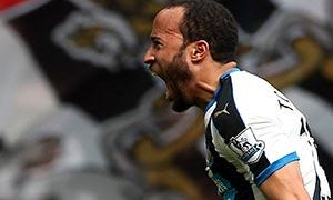 Newcastle United 1-0 Crystal Palace