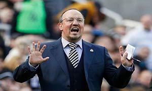 Newcastle United 3-0 Swansea City
