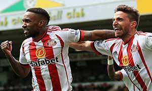 Norwich City 0-3 Sunderland