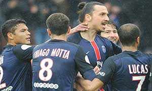 Paris Saint-Germain 4-1 Nice