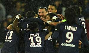 Paris Saint-Germain 4-0 Rennes