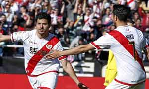 Rayo Vallecano 2-1 Villarreal
