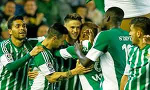 Real Betis 1-0 Las Palmas