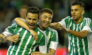 Real Betis 1-0 Levante