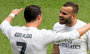 Real Madrid 4-0 Eibar