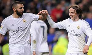 Real Madrid 3-0 Villarreal