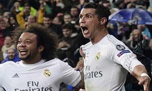 Real Madrid 3-0 Wolfsburg
