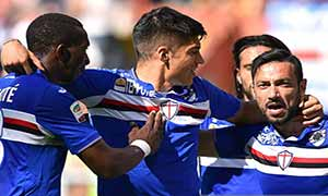 Sampdoria 2-1 Lazio