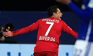 Schalke 2-3 Bayer Leverkusen