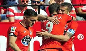 Sevilla 1-1 Deportivo La Coruna