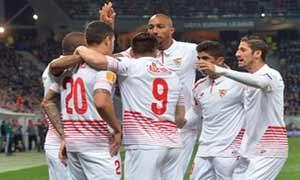 Shakhtar Donetsk 2-2 Sevilla
