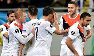 Shakhtar Donetsk 4-0 Sporting Braga