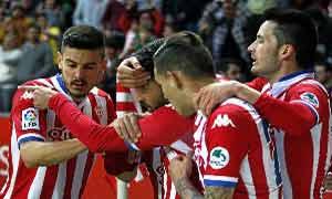 Sporting Gijon 2-0 Eibar