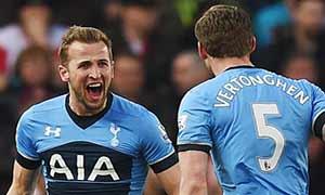 Stoke City 0-4 Tottenham Hotspur