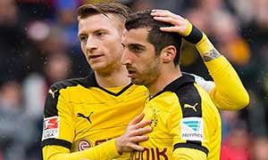 Stuttgart 0-3 Borussia Dortmund