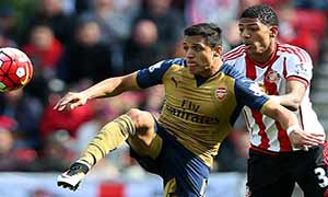 Sunderland 0-0 Arsenal
