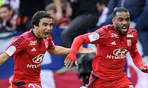 Toulouse 2-3 Lyon
